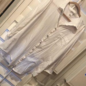 Hanro button down shirt